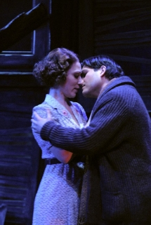 La Boheme Dress Rehearsal II