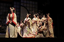 Cio-Cio San • Madama Butterfly • Shreveport Opera